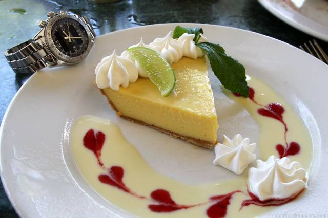 B-1 and Key lime pie (b-1_key_lime_pie.jpg)