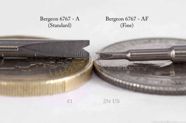 Bergeon 6767 A and AF tips (standard, fine) (bergeon_6767_a-af_(s-f).jpg)