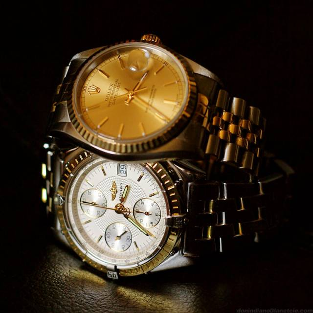 DateJust and Chronomat (chronomat+datejust.jpg)