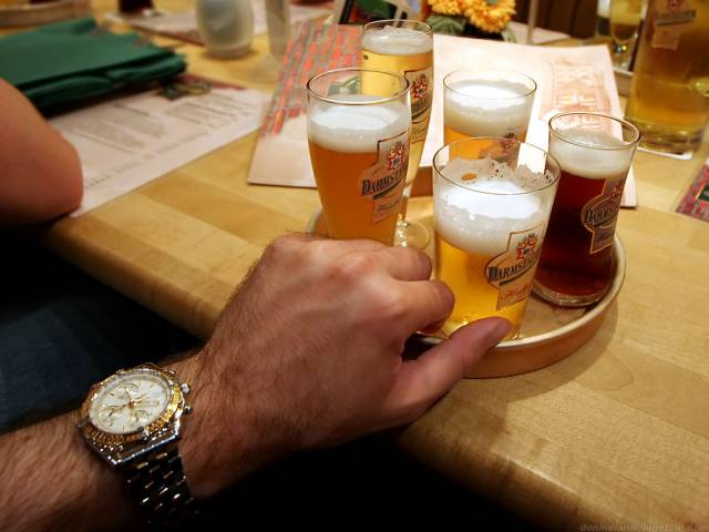 Chronomat meets beer (chronomat-beer-darmstadt.jpg)