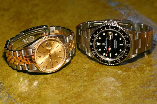 GMT Master and Datejust (gmt_master+datejust.jpg)