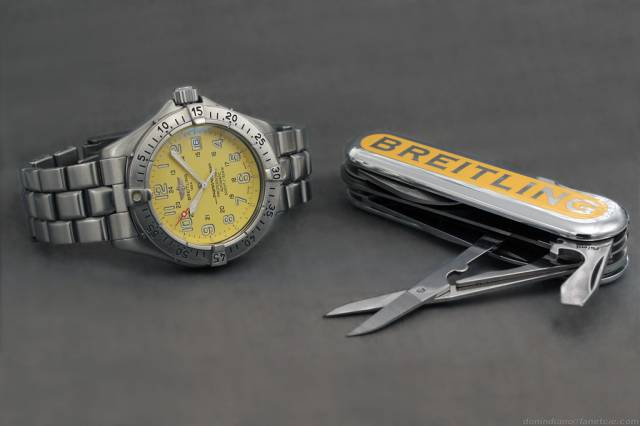 SuperOcean and Breitling knife (supero_breitling_knife.jpg)