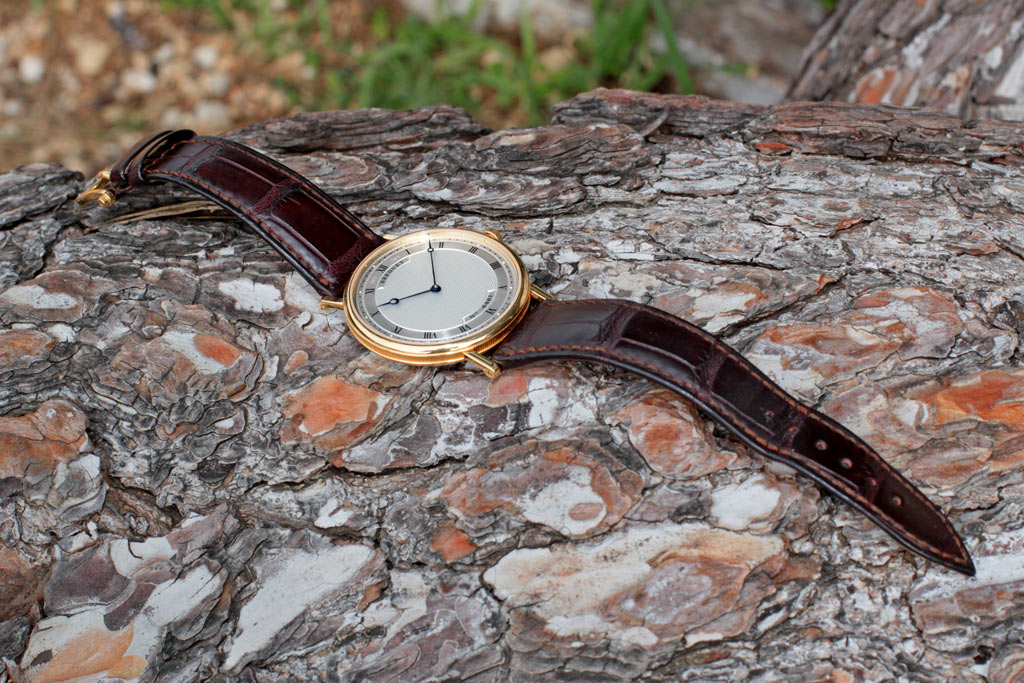 Breguet 5157BA on a tree trunk (from www.donindiano.net)