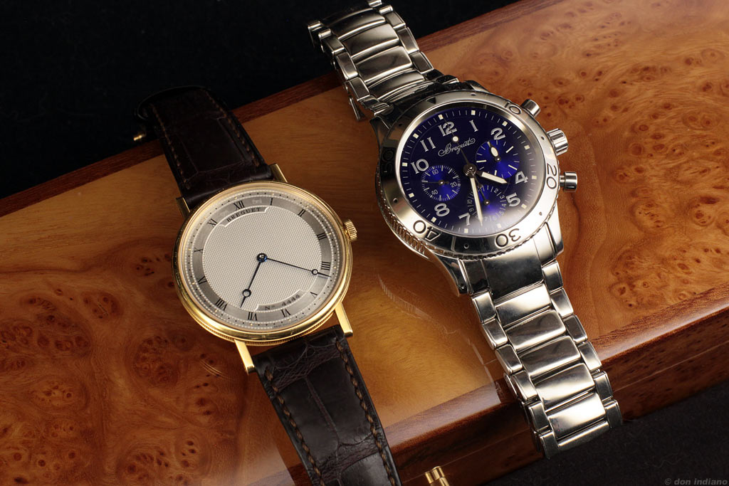 Breguet duo (from www.donindiano.net)