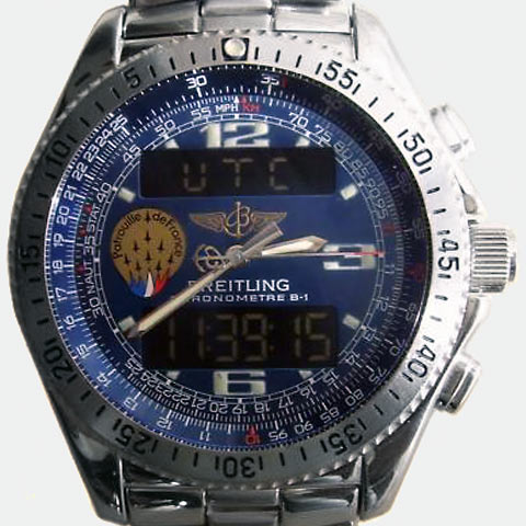 Limited editions of the breitling b 1 for Watches of france