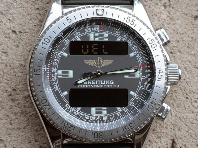 Tag Heuer Aquaracer mens bracelet watch