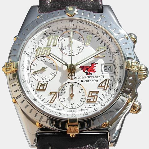 Breitling Special Edition >> Limited Editions of the Breitling Chronomat